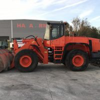 Nakladač Dossan DL400 , 24 Ton